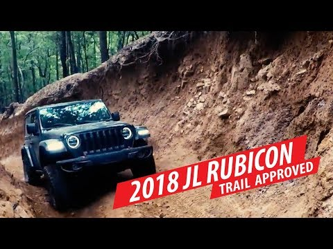 Trail Tested: 2018 Jeep Wrangler Rubicon JL