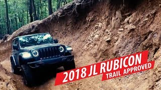 Trail Tested: 2018 Jeep Wrangler Rubicon JL Off-Road Review