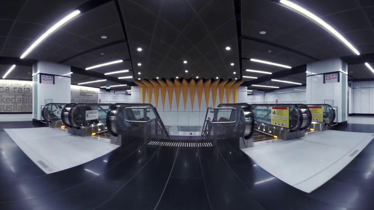 MRT SBK ( Line 1 ) Underground Stations captured in 360⁰