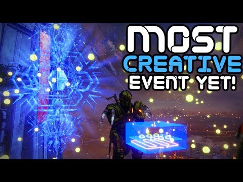 Destiny 2 - The Most Creative Event in Destiny History!! How Could it Be Improved? thumbnail
