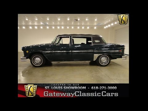 1982 Checker Marathon A12E - Stock #5897 - Gateway Clasic Cars St. Louis
