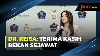 dr. Reisa: Angka Kesembuhan Pasien Covid-19 72 Persen - JPNN.com