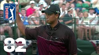 Tiger Woods wins 100th Western Open in 2003 Chasing 82