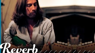"George Harrison's Riff on The Beatles ""Here Comes the Sun""  
