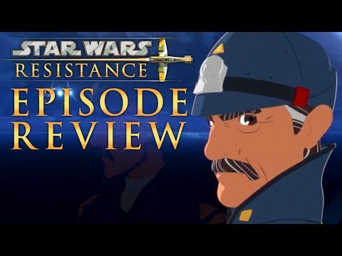 Star Wars Resistance Season 1 - The High Tower Episode Review