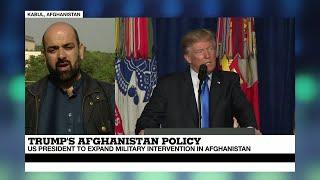 Trump in Afghanistan: