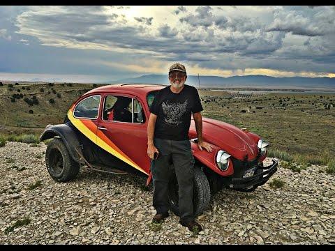 Rusty EZGZ VW Baja Fun in Pueblo Co