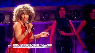 Tina Turner Live in Holland