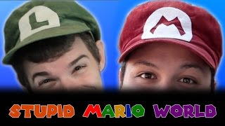 STUPID MARIO WORLD! Season 1 COMPLETE!