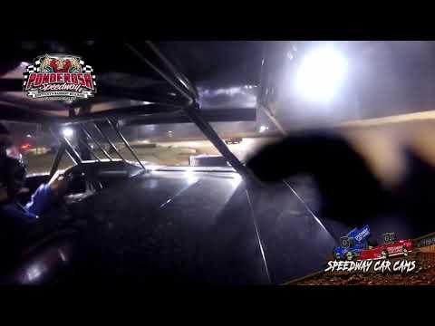 #37H Greg Hensley- Street Stock - 5-17-19 Ponderosa Speedway - In Car Camera