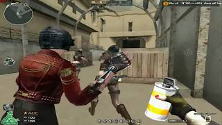 Crossfire : Thủ Lĩnh Đội Quân Cao Cấp 1 Kênh 3 | Đột Kích | Huy Hai Huoc