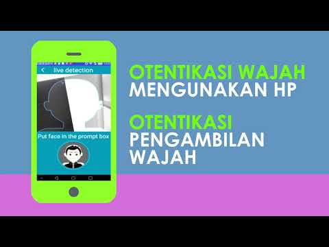 Otentikasi Digital Penerima Pensiun Pt Taspen Persero