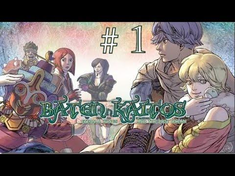 Baten Kaitos: Eternal Wings and the Lost Ocean Walkthrough Part 1