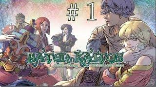 "Baten Kaitos: Eternal Wings and the Lost Ocean Walkthrough Part 1 ""Kalas & Riie"""