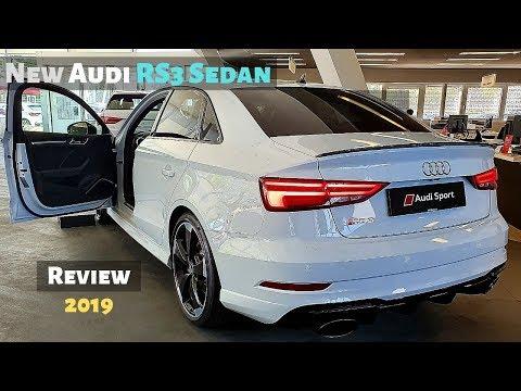Repeat New Audi Rs3 Sedan 2019 Review Interior Exterior By Sda Dan