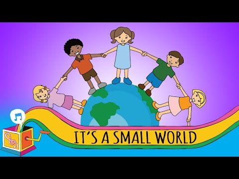 It's a Small World | Karaoke