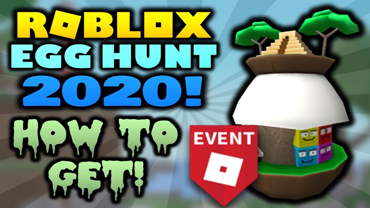 Epic Egg How To Get Roblox Egg Hunt 2020 Youtube