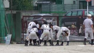 2011大宅中学校野球部京都市春季大会