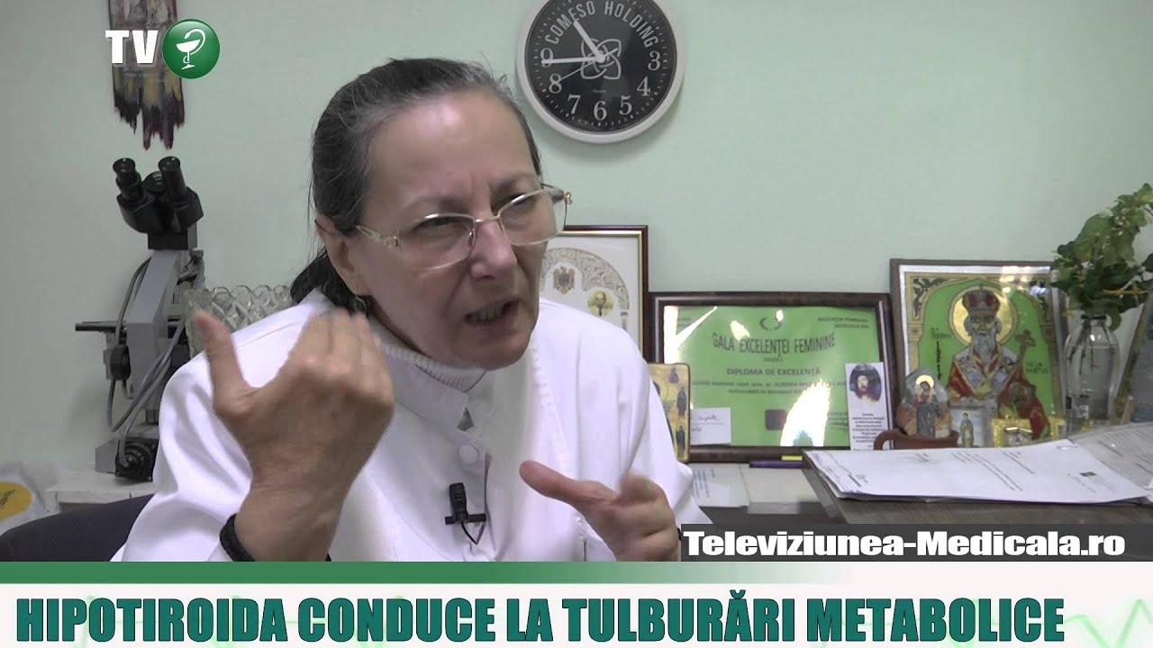 Hipotiroidia - ce este si cum se trateaza? (VIDEO)