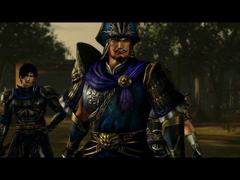 真・三國無双 7 - Dynasty Warriors 8 - Wei Walkthrough ch12  - Battle of Hefei (合肥の戦い・魏軍)