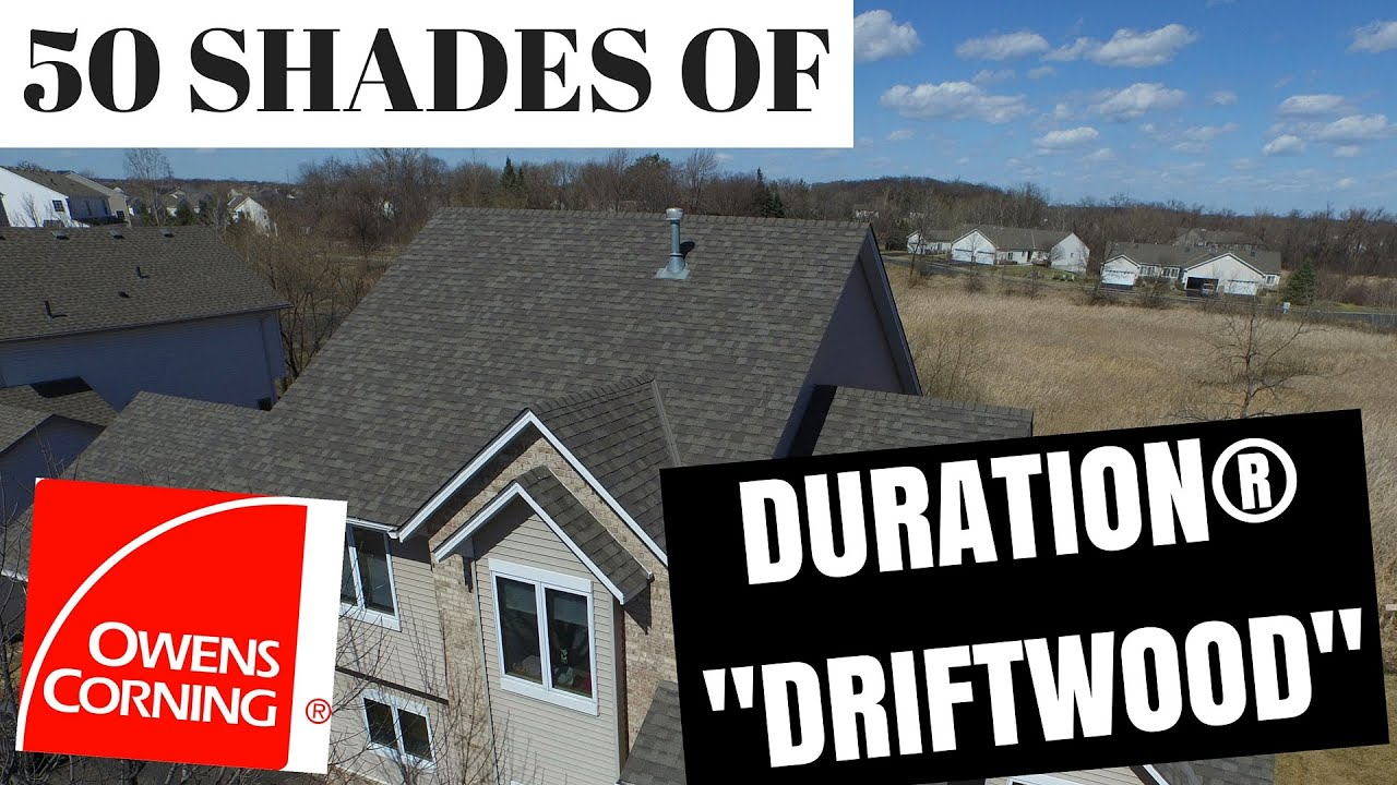 50 Shades Of Driftwood Shingles Aerial Drone Footage To Help Visualize Shingle Colors