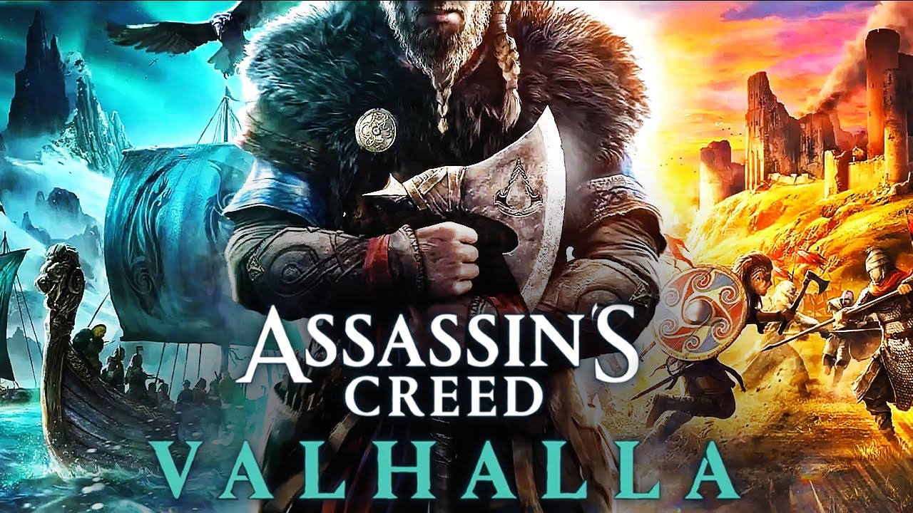 assassin s creed valhalla official teaser with bosslogic timelapse