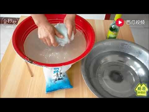 毛巾用久了又脏又臭难清洗?用它一泡,立马洗的柔软干净