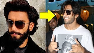Ranveer Singh's AMAZING Look Transformation For New Movie Gully Boy