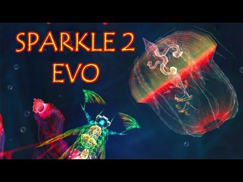 Sparkle 2 EVO обзор: эволюция личинки, подводная аркада на Android