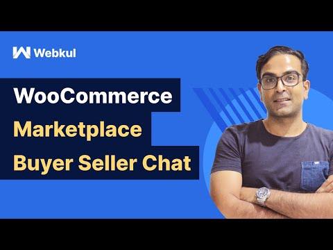 WooCommerce Multi Vendor Buyer Seller Chat Plugin - Working