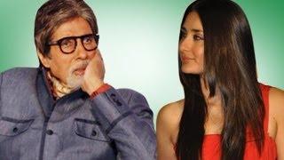 Amitabh Bachchan WASHES Kareena Kapoor's feet