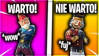 WHICH CHRISTMAS SKINS ARE WORTH BUYING IN FORTNITE! Ranking these skins!