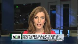 Time Warner Cable Blacks Out CBS (8/2/13)