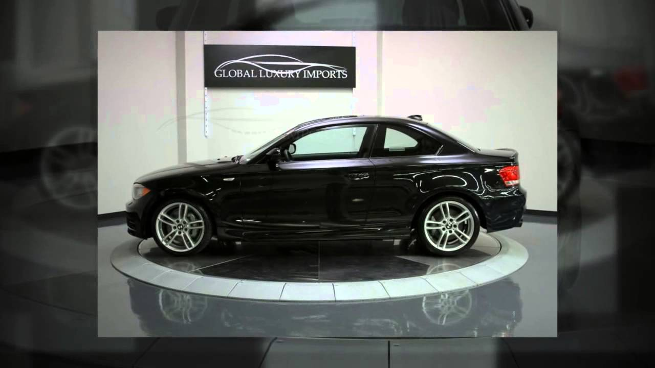 2012 BMW 1 Series 135i Coupe M-Sport Package - YouTube