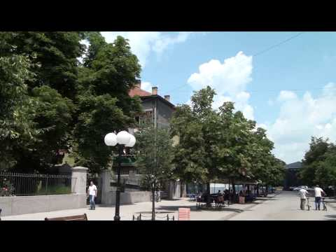 Novi Sad to Belgrade, Serbia - A Walking Travel Tour - HD 1080P