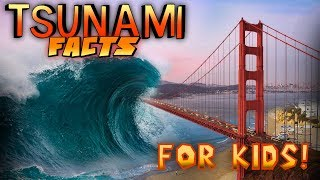 Tsunami Facts for Kids!