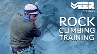 Rock Climbing Training | India
