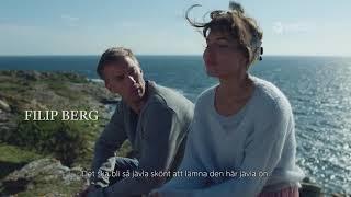 Filip Berg i Svartsjön säsong 2
