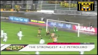 THE STRONGEST 4 Petrolero 2, Relato El Derribador, Clausura 2014-2015
