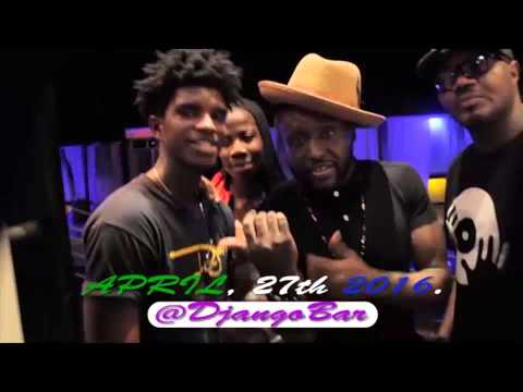 Sierra Leone 55 independent @ the django bar..Rockstone office Accra gh,,,Cool Dj Jimmy Jatt,,Vvip