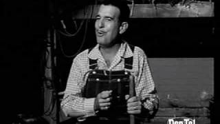 "Tennessee Ernie Ford sings ""John Henry"""