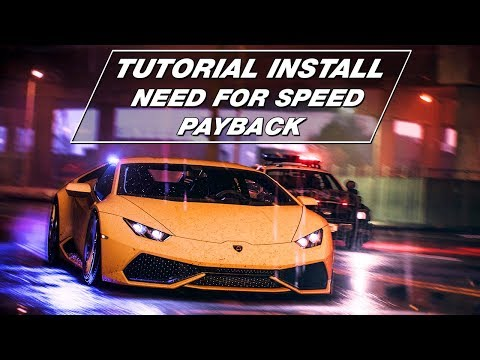 Tutorial Download & Install Need For Speed Payback Versi PC Gratis 👌