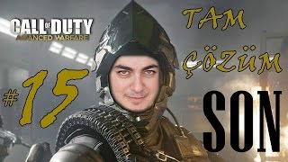 Call of Duty: Advanced Warfare OynuYorum #15 SON BÖLÜM