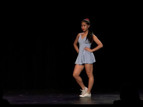 'Killer Instinct' - Bring it on the Musical - Natasha Sweetly Dumlao