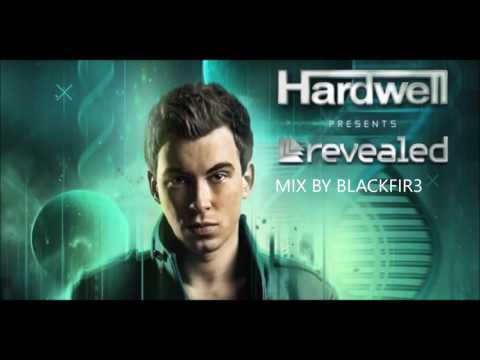 Hardwell Present Revealed Vol 4 Mix By BLACKFIR3