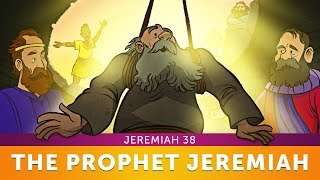 Sunday School Lesson for Kids - The Prophet Jeremiah - Jeremiah 38 - Bible Teaching Stories for VBS