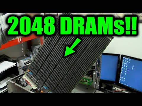 DL139 1980s RAM Store For Video: The Quantel Ramcorder