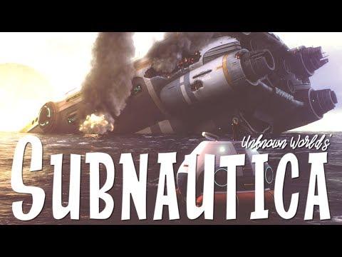 The Handsome Adventures of Captain Jack Mann - Subnautica Gameplay (Part 01)