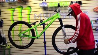 Горные велосипеды. Saracen ALX Build with Lance McDermott(Наш канал для тех, кто привык к скорости, движению. Если отдых