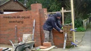 the fine art of brickwork - Circular Ramp -(RE-uploaded)